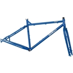 Surly Pugsley Frameset Real Blue