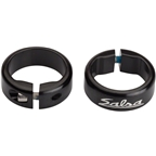 Salsa Lock-On Collars Black
