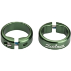 Salsa Lock-On Collars Dark Green