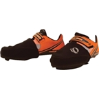 Pearl Izumi P.R.O. Thermal Toe Cover: Black; SM/MD