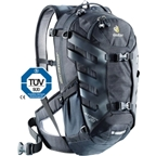Deuter Attack 20 Backpack with Shield System: Black