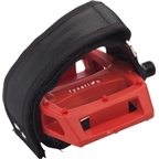 Fyxation Gates Pedals with Strap Kit Red