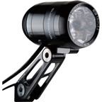 Supernova E3 Triple 2 Dynamo Headlight: Black