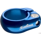 Salsa Lip-Lock Seat Collar - Blue