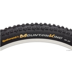 "Continental Mountain King 27.5 x 2.2"" ProTection Folding Bead with Black Chili Rubber (650b)"