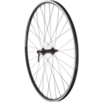 Quality Wheels Road Front Wheel 700c Shimano Deore Black / Alex ACE 19 Black