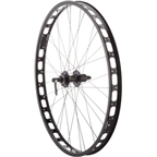 Surly Rabbit Hole Shimano 529 Rear Disc Wheel 0 Offset