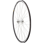 Quality Wheels Track Front Wheel 700c 32h Surly Black / Mavic CXP33 Black / DT Competition Silver