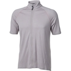 Surly Merino Wool Lightweight Jersey: Gray