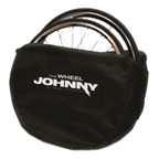 White Lightning Johnny Wheel Cover