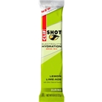 Clif Shot Hydration Drink Mix: Lemon-Lime~ 18 Single Servings