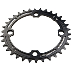 RaceFace Narrow-Wide Single Ring 38t x 104 Black