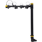 Saris Bike Porter Universal Locking Receiver Hitch Rack: 4-Bike