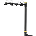 Saris Bike Porter Univeral Receiver Hitch Rack: 4-Bike
