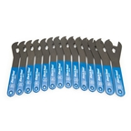 Park Tool SCW-SET.3 Cone Wrench Set 13-24, 26, and 28mm