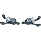 MicroShift XCD Xpress + Double/Triple 10 speed Trigger Shifters