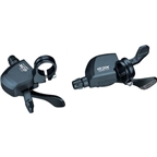 MicroShift XCD Xpress Double/Triple 10 speed Trigger Shifters