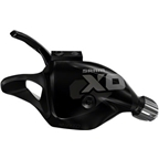 SRAM X0 2 x 10 Trigger Shifter Set with Handlebar Clamp Black