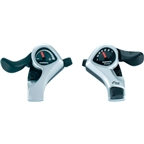 Shimano SL-TX50 Tourney 7-Speed Right & Left (SIS) Thumb Shifter Set