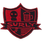 Surly Stripes Patch