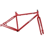 "Surly Pugsley Frameset 18"" Engine Red"