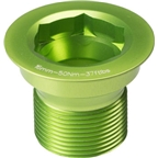 RaceFace CINCH Bolt with Washer~ 18mm XC/AM Green