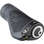 Ergon GS1 Single Twist Grips, Black