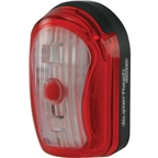 Planet Bike Superflash Micro Taillight: Black