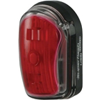 Planet Bike Superflash Micro USB-Rechargeable Taillight: Black