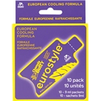 Paceline Eurostyle Chamois Butt'r: 0.3 oz Packet Box of 10
