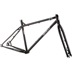 Surly 1x1 Frameset SM Black