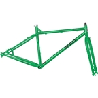 Surly Pugsley Frameset XS Pure Green