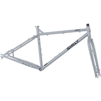 Surly Pugsley Frameset LG Battleship Gray