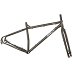 Surly ECR Frameset XS Dark Green