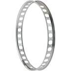 Surly Marge Lite Rim - Polished Silver
