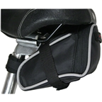 Banjo Brothers Quick Release Seat Bag: Black SM
