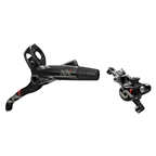 SRAM XX Carbon 1800mm Hose Rear Disc Brake, Black with Ti Hardware (Rotor/Bracket sold separately)