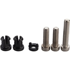 SRAM 10-Speed X9 Rear Derailleur B Screw and Limit Screw Service Parts Kit, Steel