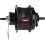 SRAM G8 Coaster Brake Hub 36H 135mm Over-Locknut Black