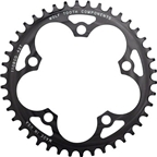 Wolf Tooth Components 36t 110bcd Drop-Stop Chainring, Black