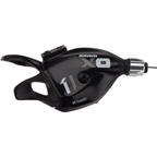 SRAM X01 11-Speed Trigger Shifter Includes Handlebar Clamp Black with Gray and White logo