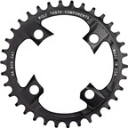 Wolf Tooth Components 30t 88bcd Drop-Stop Chainring for Shimano XTR M985 cranks