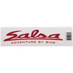 Salsa Adventure Sticker: Single