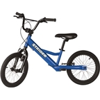 Strider 16 Sport Balance Bike: Blue