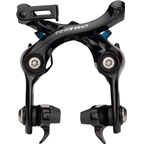 Tektro T750R Direct Mount Rear Caliper for TT and Triathlon Chain Stay Mount: Anodized Black