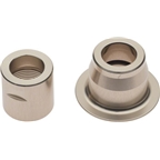 Sun Ringle End Cap Pair 12x142 and 12x157 Silver for ADD Pro