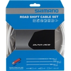 Shimano Dura-Ace SP41 Polymer-Coated Deraileur Cable Set, White