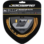 Jagwire Mountain Elite Link Shift Kit, Gold