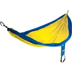 Eagles Nest Outfitters SingleNest Hammock: Navy/Yellow