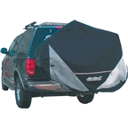 Skinz Hitch Rack Rear Transport Cover: Fits 4-5 Bikes; Black; X-Large #RTC300